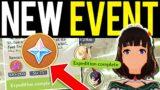NEW EVENT! Primogem Expeditions ?! & Hutao Banner! – Genshin Impact