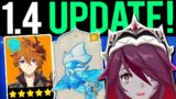 UPDATE 1.4 Everything You Need to Know About 1.4 ! – Genshin Impact