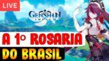 A PRIMEIRA ROSARIA DO BRASIL – GENSHIN IMPACT