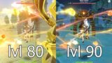 Is it worth leveling from 80 to 90 ?? – Genshin Impact