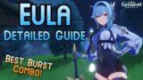 Eula In-Depth Guide & Optimization  – Genshin Impact Build