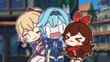Eula really hates Knights of Favonius!!! – GENSHIN IMPACT