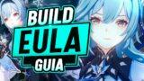 La GUIA DEFINITIVA de EULA – Build Eula DPS CARRY – Genshin Impact