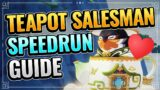 Teapot Salesman Complete Guide (MORE PETS AT HOME!) Genshin Impact Housing System Feature Patch 1.5