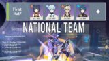 Trying out the National team | How godly is this comp? | Genshin Impact