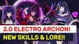 NEW Inazuma Electro Archon: Baal's Skills, Lore & Electro Weapons! | Genshin Impact