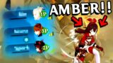 When People Let You Bring Amber Into Co-Op | Genshin Impact
