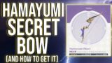 Hamayumi: The New Crafteable 4-Star Bow | Genshin Impact