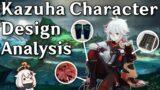 Kaedehara Kazuha's Many Japanese Inspirations (Genshin Impact Character Design Analysis)