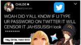 if genshin impact characters had twitter! pt. 3