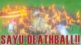 SAYU DEATHBALL BUILD!! Is this meme or meta? // Genshin Impact