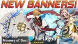 ROLL or SKIP? Tartaglia (Childe) Banner REVEALED | Genshin Impact